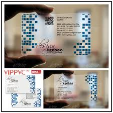 Create Business Card Free Creating A Business Card Transparent Pvc Cards Matte Faces Size