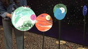 Vbs Decorations Blast Off Decorating Overview Vacation Bible 2014