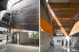 bill melinda gates hall by morphosis architects bill and melinda gates hall