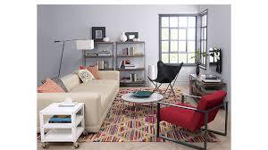 Uno Piece Cream Sectional Sofa CB - Puff sofa 2