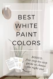 100 best white interior paint color 2017 living room