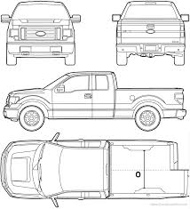 2012 ford f150 dimensions the blueprints com blueprints cars ford ford f 150 up
