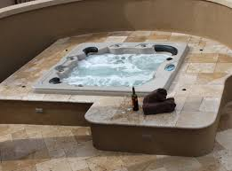 Acrylic Spas Mirage Pools