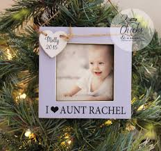 personalized ornament picture frame ornament baby s