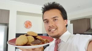 chocolate lebkuchen german christmas cookies youtube