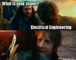 Electrical Engineer Meme - meme creator what is your major electrical engineering meme