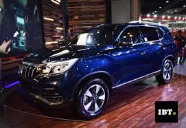 toyota new suv car auto expo 2018 will the new mahindra 7 seat flagship suv be called