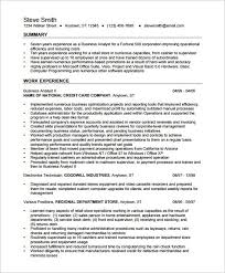 business analyst resume word exles for the root chron business analyst resume sles exles exles of resumes