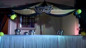 cocktail party decorations in varanasi universe marriage youtube