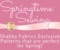 the shabby a quilting blog by shabby fabrics springtime sewing