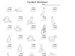 math worksheets regrouping math worksheets printable