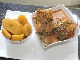 en cuisine avec coco pépé soupe de mâchoirons au djansang cuisine africaine