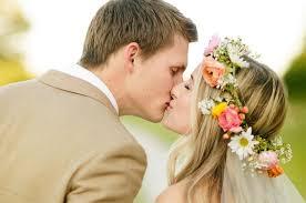 fleurs cheveux mariage coiffure de mariage quoi de plus frais et tendance qu une