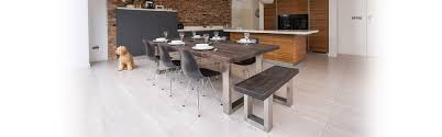 bespoke contemporary furniture large furniture wood zinc