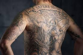 tattoo ink pictures tattoo ink may stain your lymph nodes smart news smithsonian