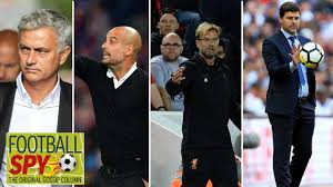 champions league draw recap man united city liverpool spurs