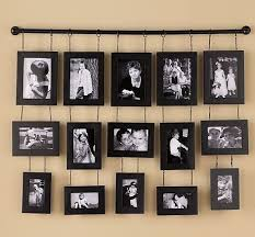 hanging picture frames ideas wall art designs hanging wall art diy photo frame curtain rod for