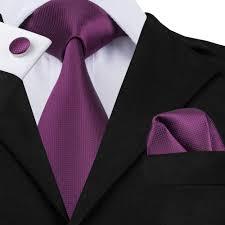 Deep Purple Color Online Get Cheap Tie Gift Set Aliexpress Com Alibaba Group