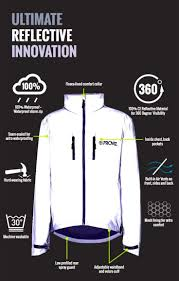luminous cycling jacket 80 best reflective glowing hivis images on pinterest running