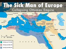 Ottoman Europe by Ap Road To Wwi New Alliance System By David Tucker