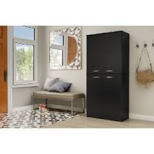 Black Armoire Buy A Home Office Armoire For Your Desk Or Office Chair Rc