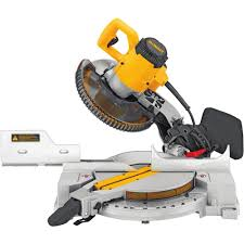 dewalt 15 amp 10 in compound miter saw dw713 the home depot