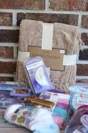 Postpartum Gift Basket Make An Awesome Post C Section Gift Basket