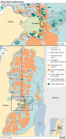 West Bank Map Israel Approves First New West Bank Settlement In 20 Years