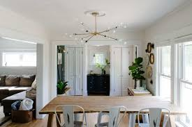 bungalow dining room eclectic bungalow entry reveal one room challenge week 6 tiny