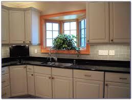 slate tile backsplash slate tile kitchen backsplash etched glass cabinet door inserts