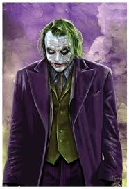 joker heath ledger u2014 tony santiago