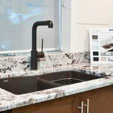 Kindred Faucet Kitchen And Bathroom Sinks Edmonton Pf Custom Countertops