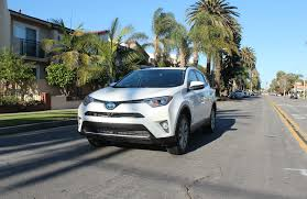 2016 toyota rav4 hybrid review u2013 first drive