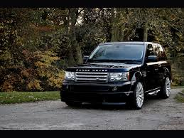 Mad 4 Wheels 2009 Land Rover Range Rover By Kahn Cosworth Best
