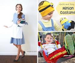 easy costumes remodelaholic 25 easy disney costume ideas