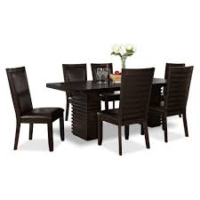 Large Round Dining Table Seats 6 Dining Tables Kitchen Table And Chairs Set Kitchen Tables With
