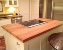 black walnut butcher block counter top island top