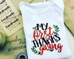 My Thanksgiving Newborn Thanksgiving Shirt I Ll Just The Breast My