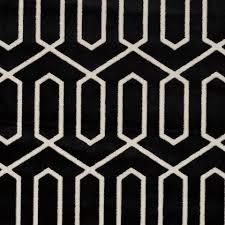 black and white geometric velvet upholstery fabric modern velvet