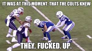 Nfl Football Memes - the funniest memes of the colts worst play in nfl history daily