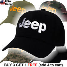 Jeep Hat Jeep Baseball Cap Clothing Shoes Accessories Ebay
