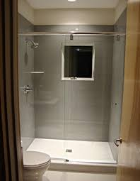 frameless sliding shower glass doors miami miami slinding shower