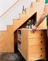 we had an under stairs closet in the house i grew up in it was my