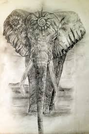 sacred elephant tattoo design for the heart chakra tania marie u0027s
