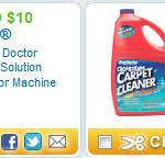 Rug Doctor Coupon 10 Carpet Cleaning Rental Kroger U2013 Mrs Cleaner