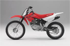 honda crf series brief about model