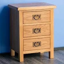 Oak Bedside Tables Surrey Oak Bedside Table U2013 Roseland Furniture