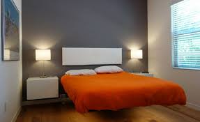 Bed With Attached Nightstands Floating Beds Elevate Your Bedroom Design To The Next Level
