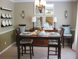 small dining room with good small space dining rooms model home
