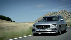 2017 volvo s90 1st look on the road youtube